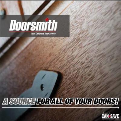www.doorsmith.ca logo